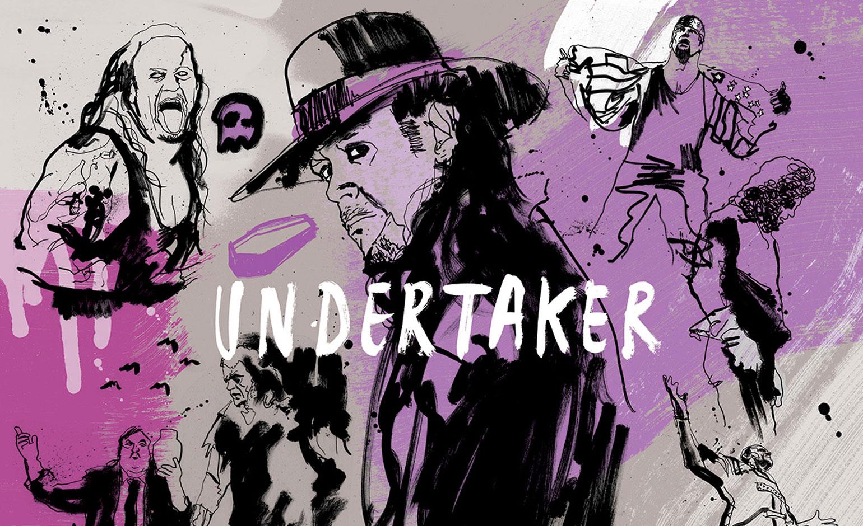 The Undertaker by Ben Tallon